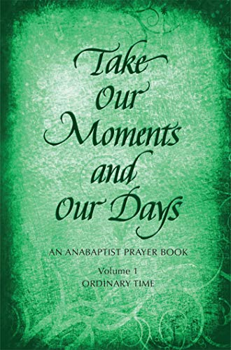 9780836193749: Take Our Moments and Our Days Volume 1