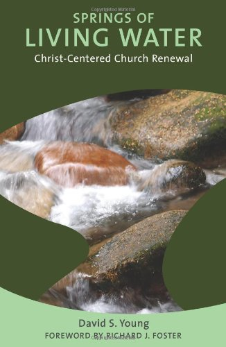 9780836194111: Springs Of Living Water: Christ-Centered Church Renewal