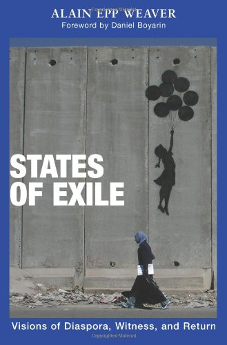 9780836194227: States of Exile: Visions of Diaspora, Witness, and Return (Polyglossia: Radical Reformation Theologies)
