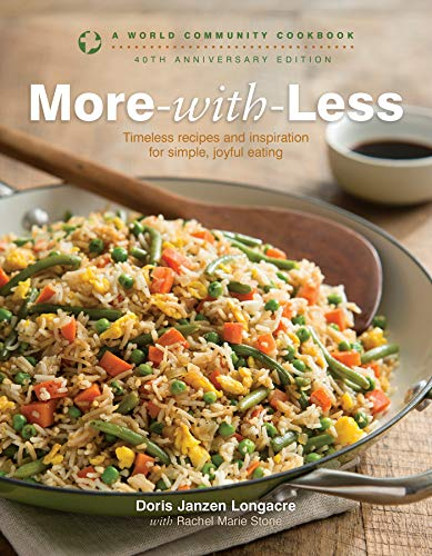 9780836199642: More-With-Less: A World Community Cookbook