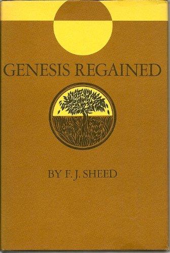 9780836200348: Genesis Regained