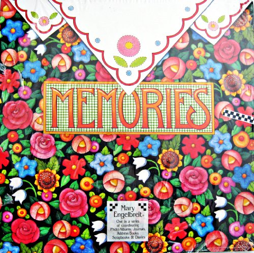 9780836200706: Flower Garden Scrapbook Memories