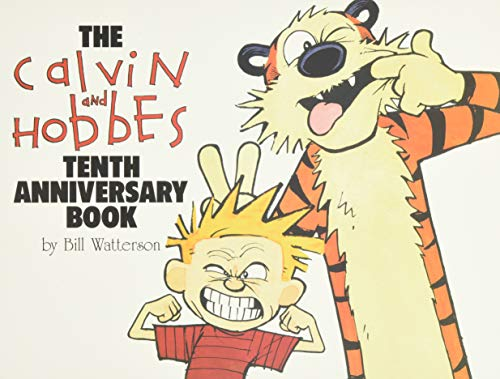 Calvin & Hobbes Books, Tenth Anniversary Book: Bill Watterson