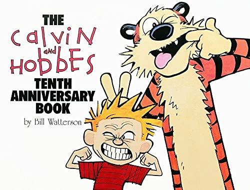 9780836204384: Calvin & Hobbes Books, Tenth Anniversary Book