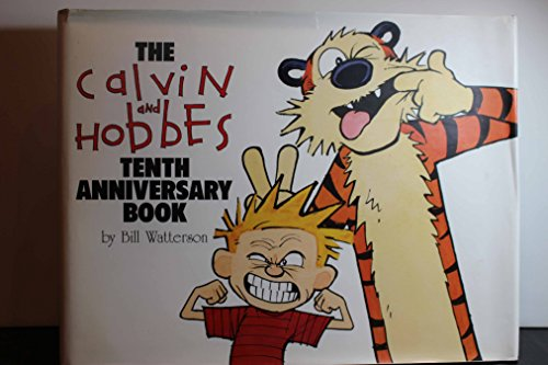 9780836204407: Calvin and Hobbes: 10th Anniversary