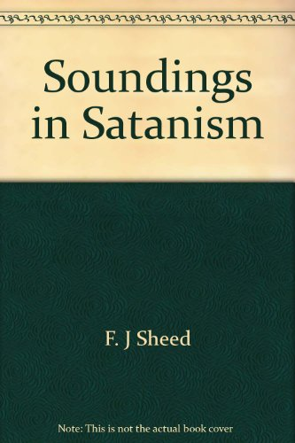 Soundings in Satanism