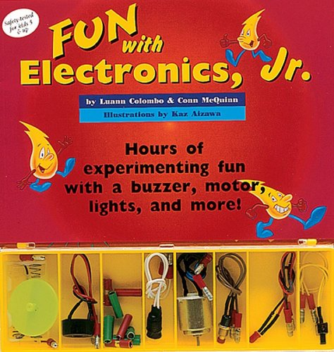 9780836205978: Fun with Electronics, Jr.