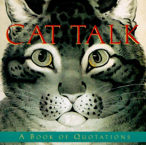 Cat Talk (Quote a Page): Eisen, Armand