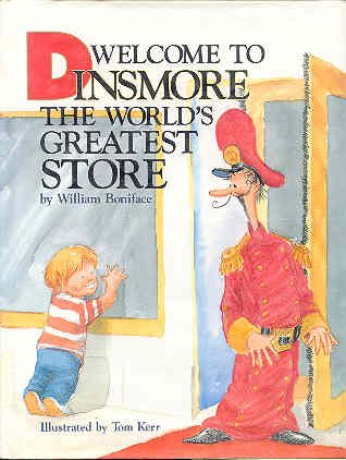 9780836207439: Welcome to Dinsmore, the World's Greatest Store