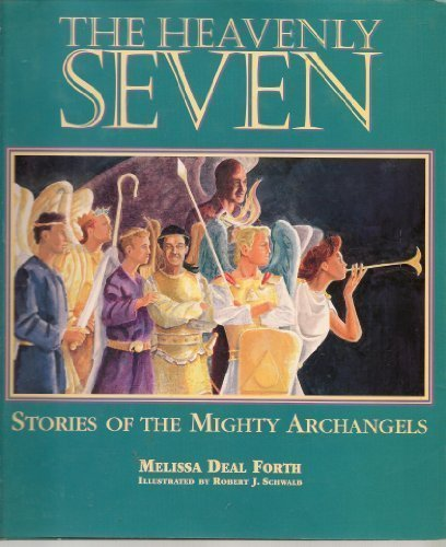 9780836207446: The Heavenly Seven: Stories of the Mighty Archangels