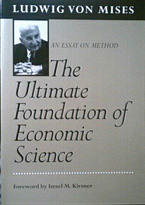 9780836207651: Ultimate Foundations Economic CB
