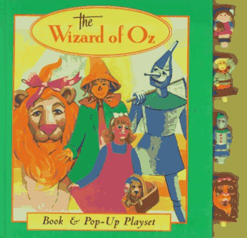9780836209532: The Wizard of Oz: Book & Pop-up Playset