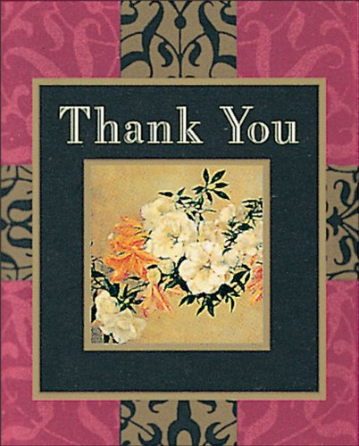 9780836209785: Thank You (Tiny Tomes)