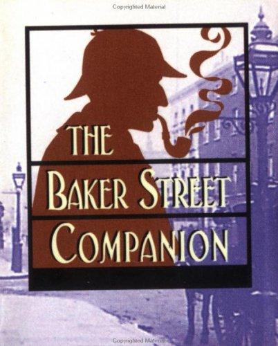 The Baker Street Companion (Tiny Tomes): Lipari, Paul