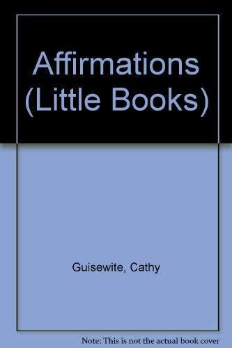 9780836210583: Affirmations (Little Books)