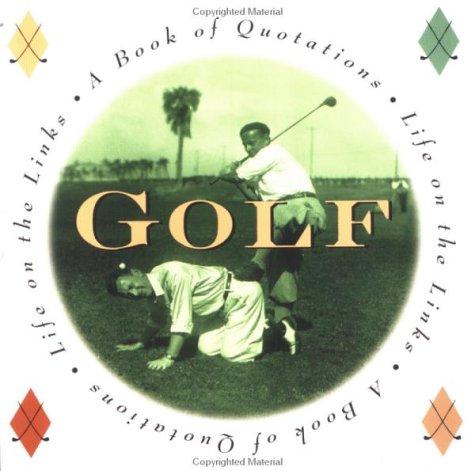 Qp Golf: Life On The Links: Ariel Books