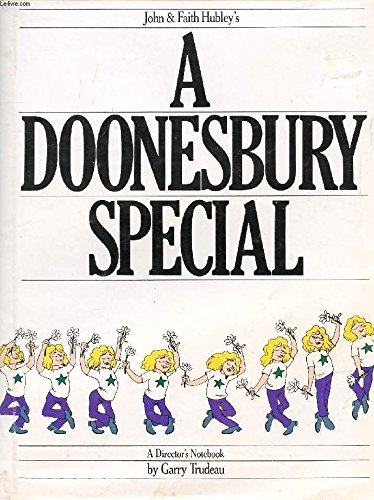 John & Faith Hubley's A Doonesbury special: A director's notebook