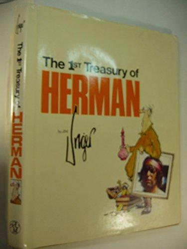 9780836211214: The 1st treasury of Herman