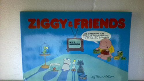 Ziggy & Friends (0836211367) by Jim Wilson