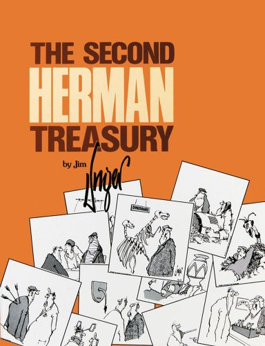9780836211559: The Second Herman Treasury (Andrews & McMeel Treasury Series)
