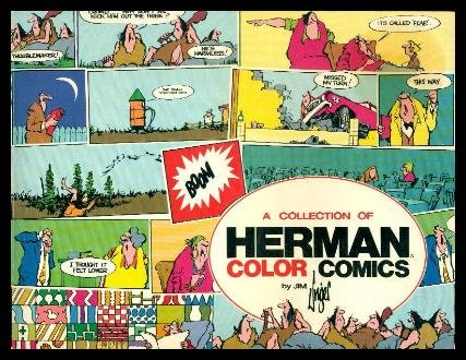 9780836212167: A collection of Herman color comics