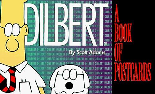 9780836213317: DILBERT BOOK OF POSTCARDS