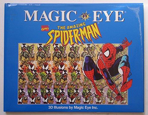 Magic Eye: The Amazing Spider-Man 3d Illusions