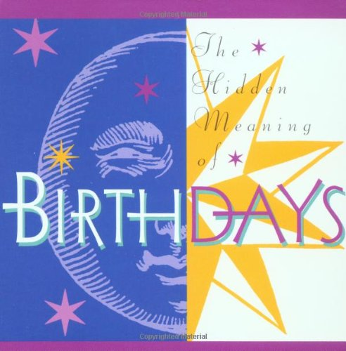 9780836215168: The Hidden Meaning of Birthdays (Quote-A-Page)