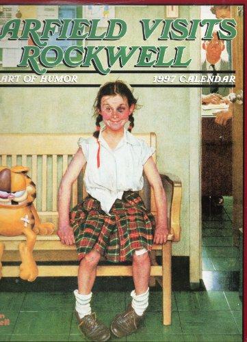 9780836216370: Cal 97 Garfield Visits Rockwell