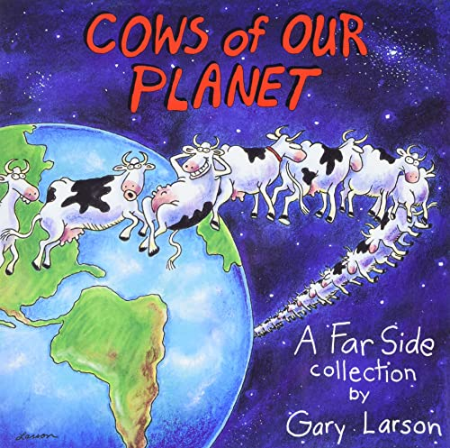 9780836217018: Cows of Our Planet: A Far Side Collection