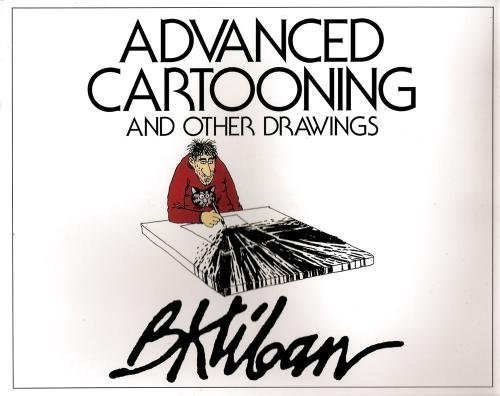 Advanced Cartooning and Other Drawings