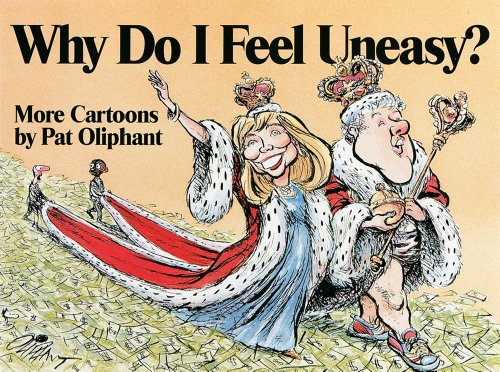 9780836217193: Why Do I Feel Uneasy?: More Cartoons