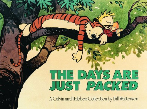 9780836217360: The Days Are Just Packed: A Calvin and Hobbes Collection