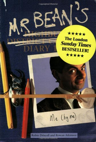 Mr. Bean's Diary (0836217608) by Robin Driscoll; Rowan Atkinson