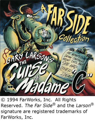 "The Curse of Madame ""C"" (A Far Side Collection) (0836217632) by Larson, Gary"