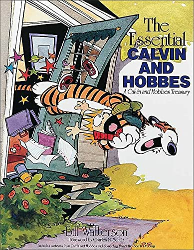 9780836218053: The Essential Calvin and Hobbes: a Calvin and Hobbes Treasury