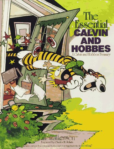 9780836218091: The Essential Calvin And Hobbes: A Calvin and Hobbes Treasury