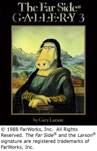 9780836218107: The Far Side ® Gallery 3