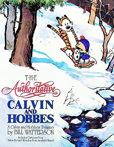 The Authoritative Calvin and Hobbes (A Calvin: Watterson, Bill