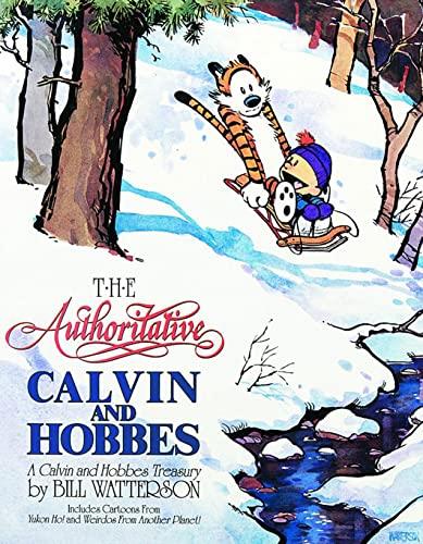 9780836218220: The Authoritative Calvin and Hobbes (A Calvin And Hobbes Treasury)
