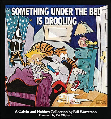 9780836218251: Something under the Bed is Drooling: A Calvin and Hobbes Collection: 3