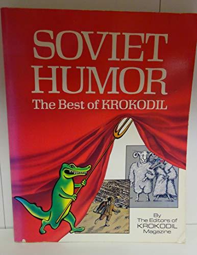 9780836218343: Soviet Humor: The Best of Krokodil