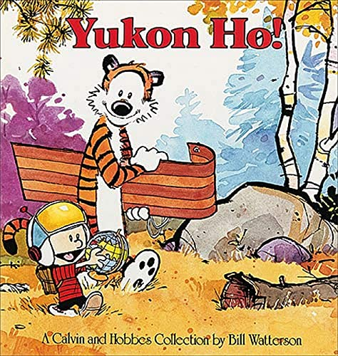 9780836218350: Calvin and Hobbes. Yukon Ho!