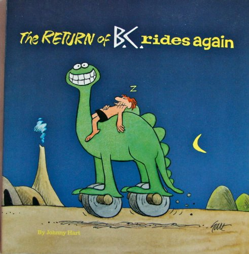 9780836218367: Return of B.C. Rides Again (A.B.C. Collection)