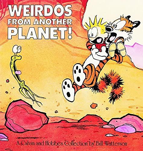 9780836218626: Calvin and Hobbes. Weirdos fom Another Planet