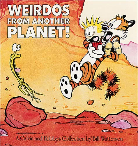 9780836218626: Weirdos from Another Planet!