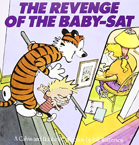 The Revenge of the Baby-Sat (Volume 8): Bill Watterson