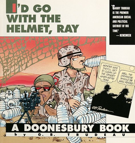 I'd Go With The Helmet, Ray.