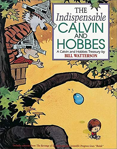 9780836218985: The Indispensable Calvin and Hobbes Ppb (Calvin and Hobbes Treasury)