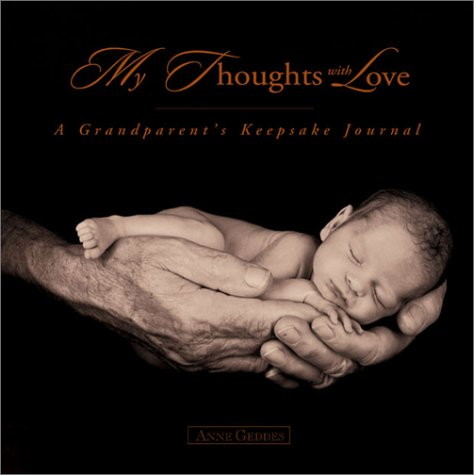 9780836219166: My Thoughts with Love: A Grandparent's Keepsake Journal